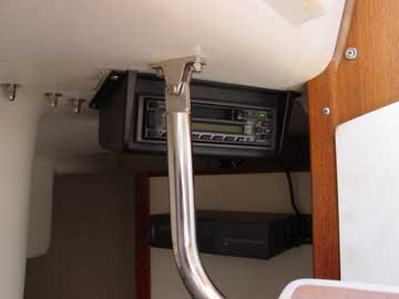 1998 Catalina 250 sailboat