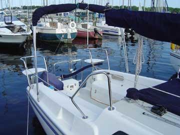 2003 Catalina 250 sailboat
