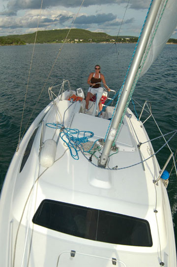 Catalina Water Ballast Sailboat For Sale