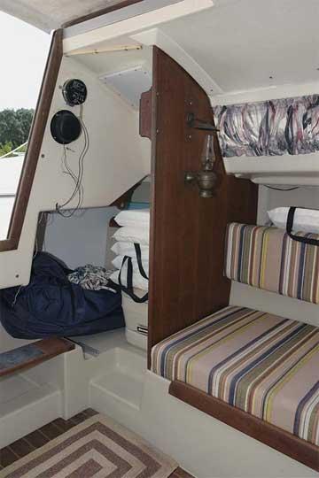 C Amp C 24 Sailboat For Sale
