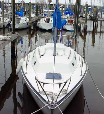 C Amp C 24 Sailboat For Sale 1976