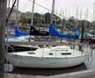 1976 C&C 24 sailboat