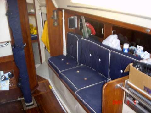 C&C 29 sailboat