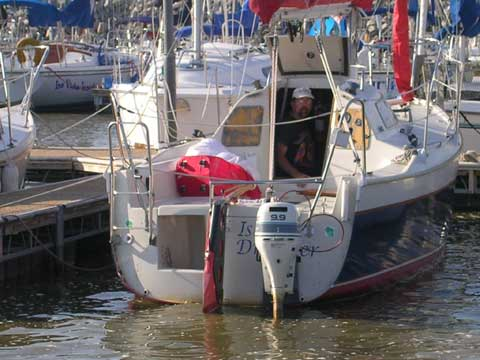 C And C Mega 30 Sailboat For Sale
