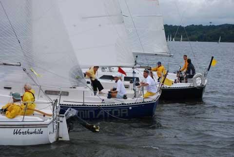 C & C 30 sailboat