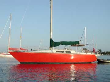 1979 C Amp C 34 Yacht For Sale