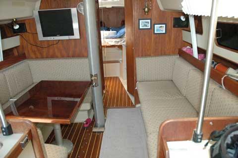 C Amp C 36 Yacht For Sale
