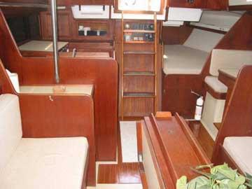 C Amp C 40 Yacht For Sale