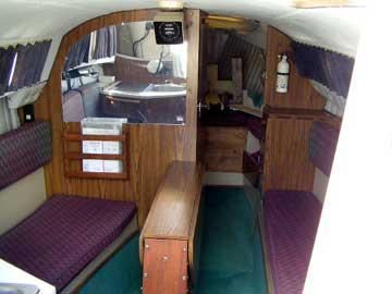 1977 Chrysler 26 Sailboat For Sale