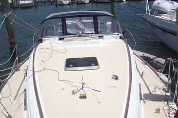 1985 Clearwater 33