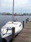 1971 Clipper Marine 21 sailboat