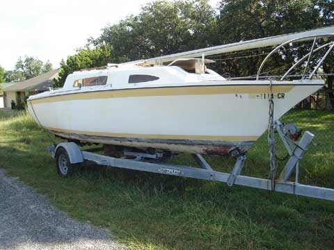 Clipper Marine 23