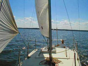 Clipper Marine 26 Sailboat For Sale