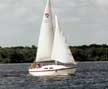 1978 Columbia Contender 25 sailboat