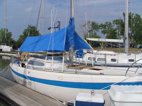 Columbia 26 Mk II