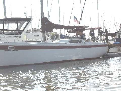 Columbia 34 MK II