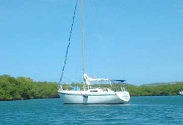 1971 Columbia 34 sailboat