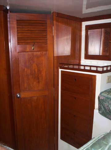1973 Columbia 45 sailboat