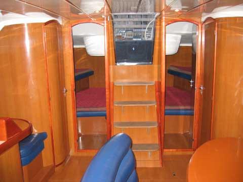 Commodo 51 sailboat