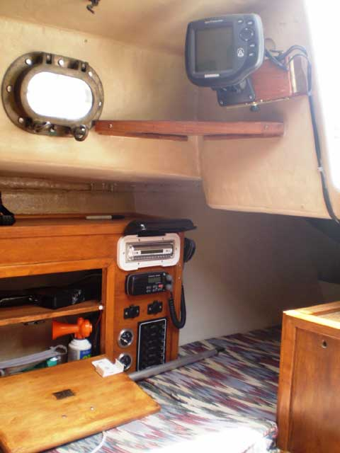 Compac 23d Sailboat For Sale