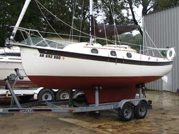 Compac 23 3 Sailboat For Sale