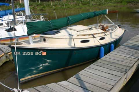 compac horizon cat  sailboat  sale