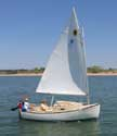 2000 ComPac Sun Cat sailboat
