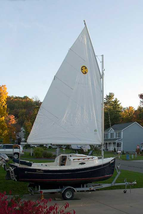 Compac Suncat 17 Sailboat For Sale