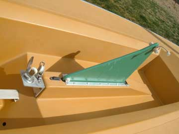 1974 MFG Copperhead 14 sailboat