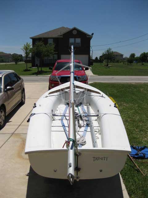 Coronado 15 sailboat