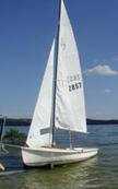 1987 Coronado 15 sailboat