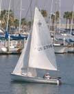 1981 Coronado 15 sailboat