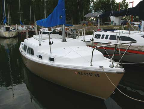 Coronado 25 Sailboat For Sale
