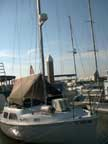 1967 Coronado 25 sailboat