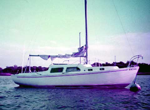 Coronado 25