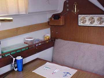 1970 Coronado 27 sailboat