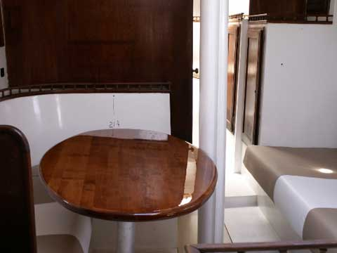 Coronado 41 sailboat