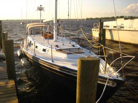 Coronado 45 sailboat