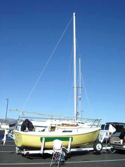 Craiglist Phoenix Az >> Cortez 16 sailboat for sale