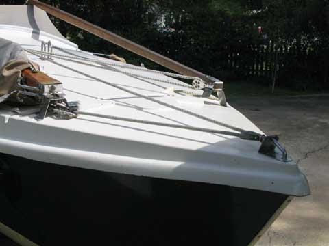 Dovekie 21 sailboat for sale