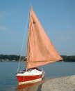 1981 Dovekie 21 sailboat