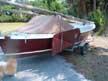 1985 Dovekie 21 sailboat