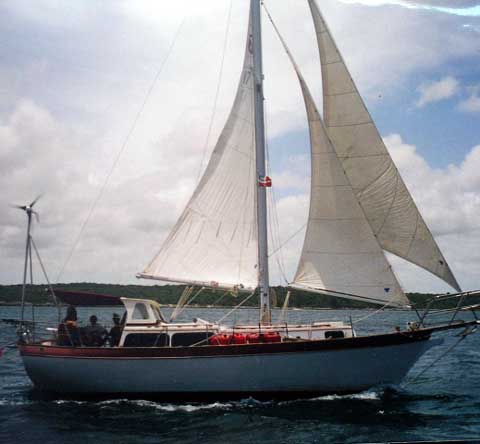 Downeaster 32 Yacht For Sale