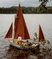 1979 Drascombe Dabber 16 sailboat