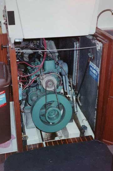 1974 Dufour 34 sailboat