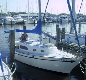 1975 Easterly 31 sailboat