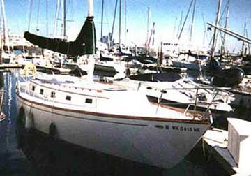 1978 Easterly 38 sailboat