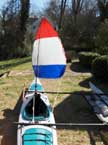 Easy Rider Eskimo 17 sailboat