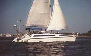 1989 Edel 35 sailboat