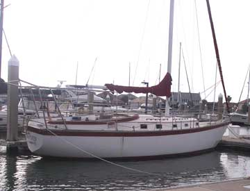 1981 Endeavour 37.5 sailboat
